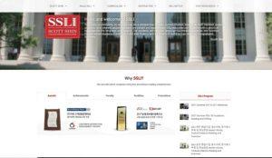 SSLI 국제학교 및 미국AP/영국IB 고등학교 학사과정 관리 + 미국대학 입학 준비